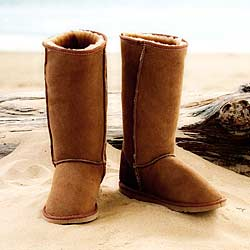 tall surf boots